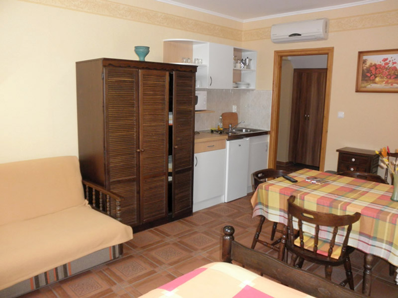 Gyula Apartment 15 is a room 2 - near the Castle Bath