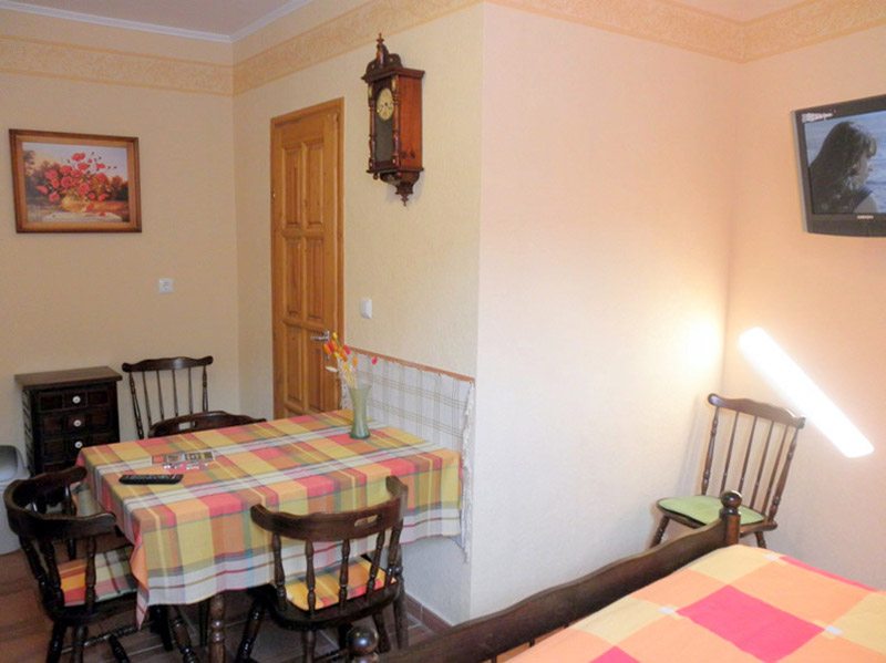 Gyula Apartment 15 in the dining area - near the Castle Bath (thermal bath)